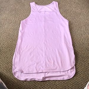 Lilac Lululemon Tank top